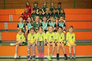 Minihandball-Event beim TV Voerde